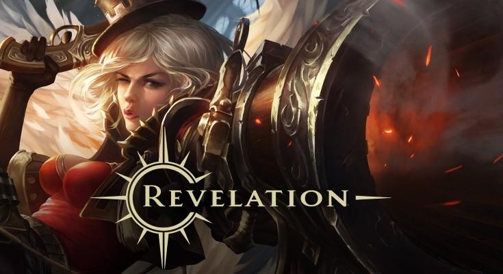 Revelation Online Cbt