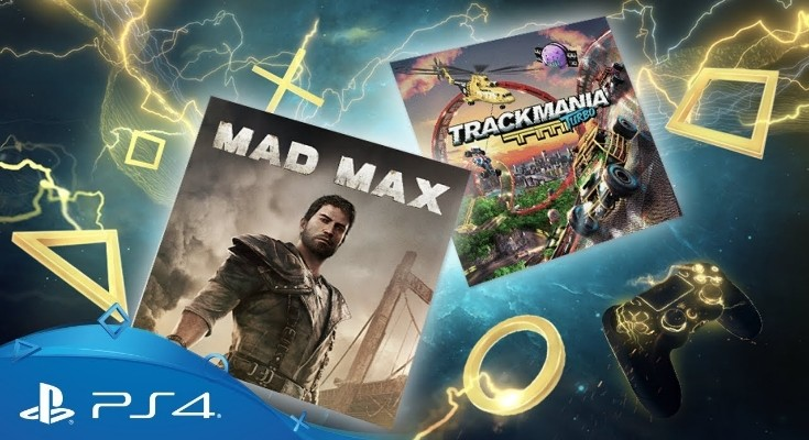 PS PLUS - ABRIL 2018