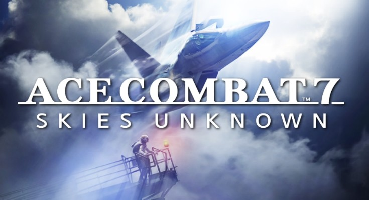 Ace Combat 7 Skies Unknown - Banner