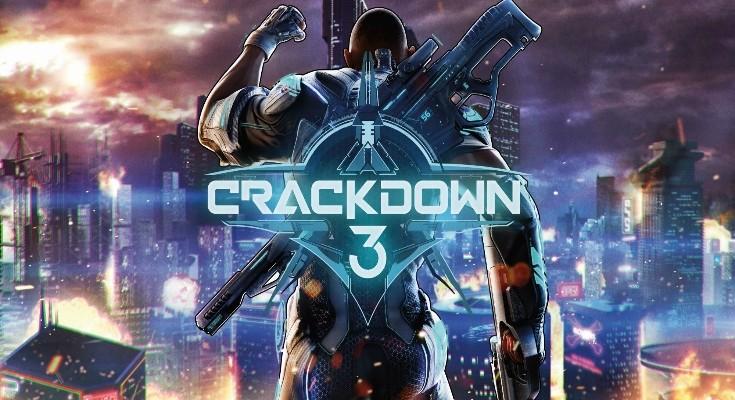 Crackdown 3 - Banner