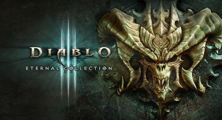 Diablo 3 - Eternal Collection - Edição em Mídia Física