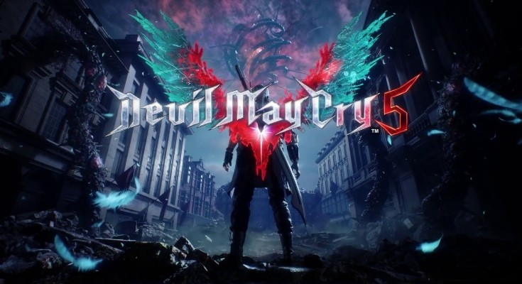 Devil May Cry 5 - Banner