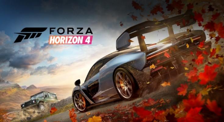 Forza Horizon 4 - Banner