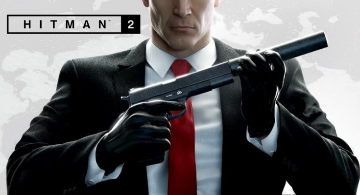 Hitman 2 2018 - Banner