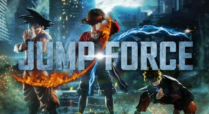 Jump Force - E3 Banner