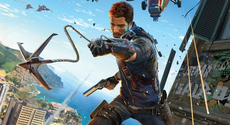 Avalanche Studios - Just Cause 3 - Banner