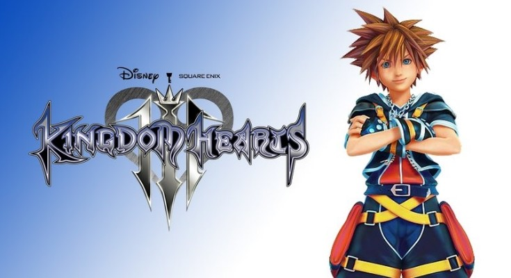 Kingdom Hearts III - Banner