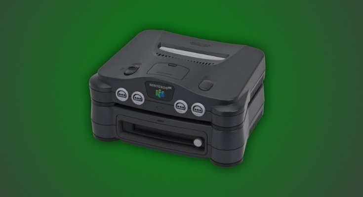 Nintendo 64 - Satellaview