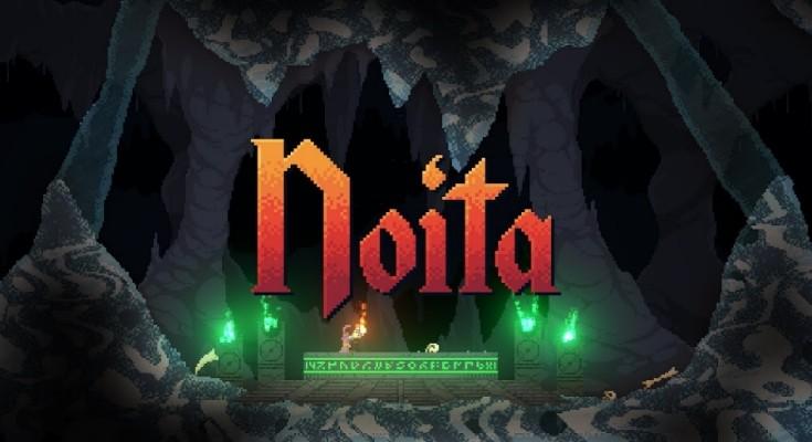 Noita - Game Banner