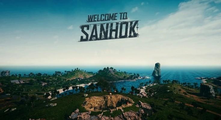 PUBG - Sanhok - Novo Mapa