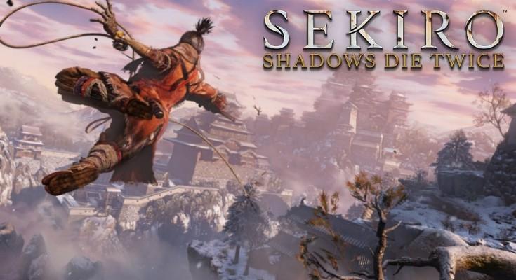 Sekiro: Shadows Die Twice - E3 Banner