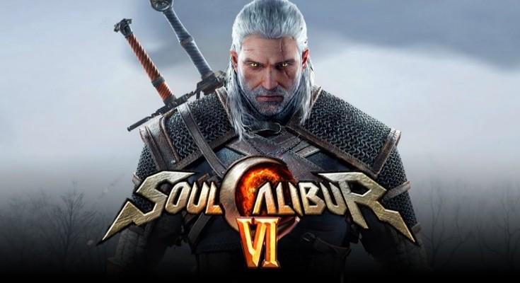 Soul Calibur VI - Geralt
