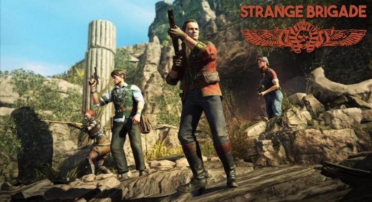 Strange Brigade - Gameplay Trailer