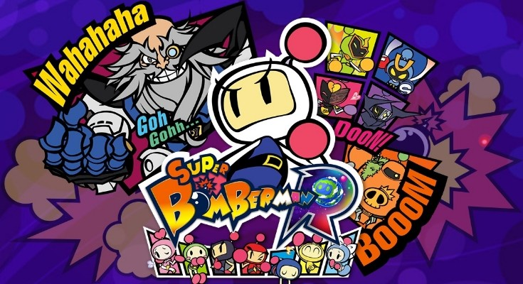 Super Bomberman R - Banner Global
