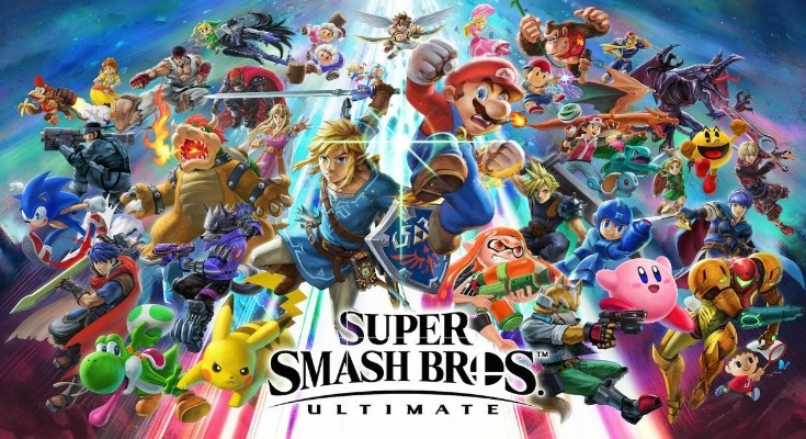 Super Smash Bros Ultimate - Banner