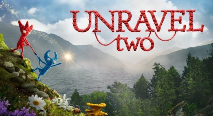 Unravel Two - Banner
