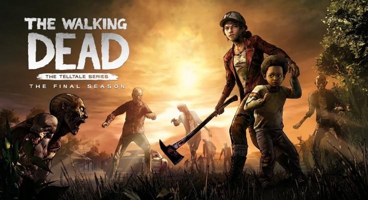 Telltale Walking Dead - Final Season