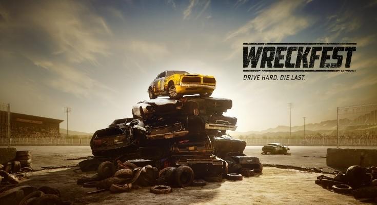 Wreckfest - Banner