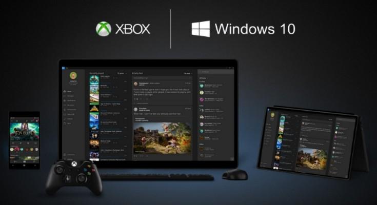 Xbox App Windows 10 - Banner