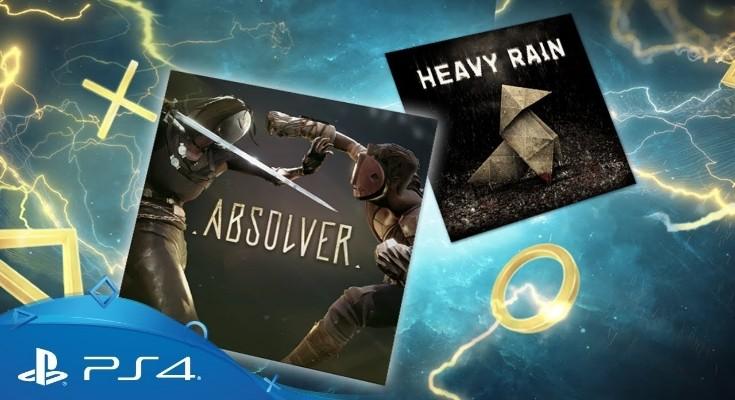 PlayStation Plus para Julho de 2018