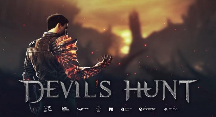 Devil's Hunt anunciado