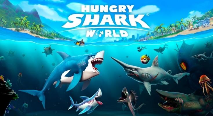 Hungry Shark World - Análise