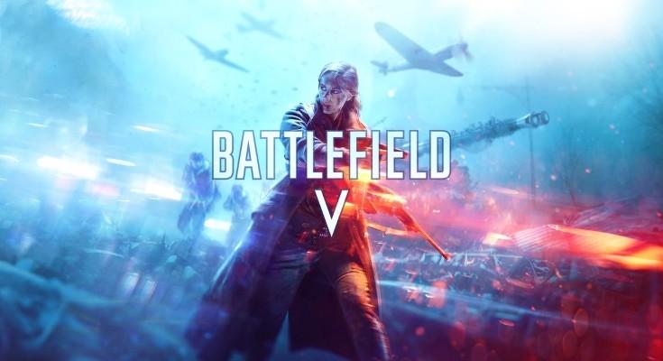 Battlefield V é adiado para 20 de novembro