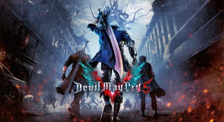 Devil May Cry 5 - Novo trailer e data de lançamento