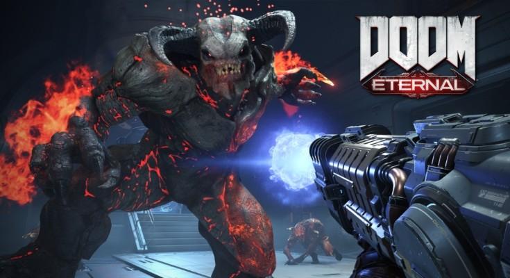 Doom Eternal - Gameplay