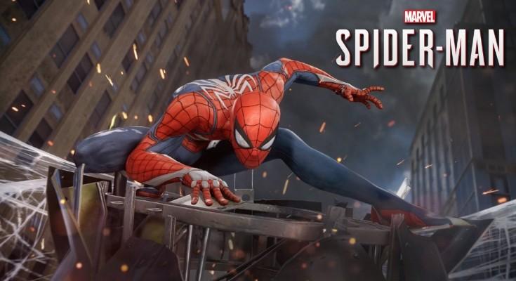 Marvel Spider-Man para PS4