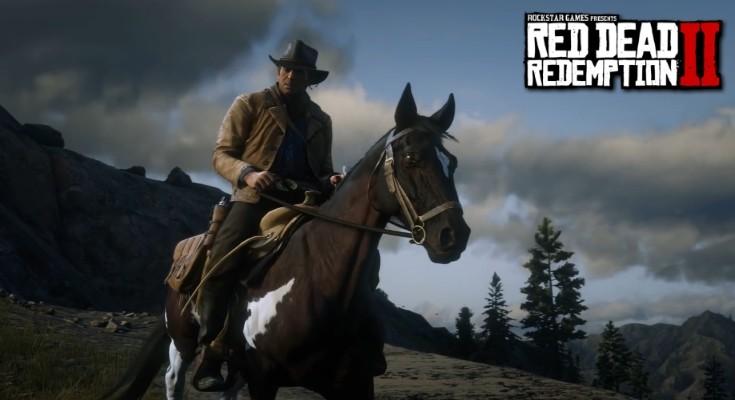 Red Dead Redemption 2 - Gameplay
