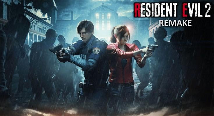 Resident Evil 2 Remake - Edição Premium