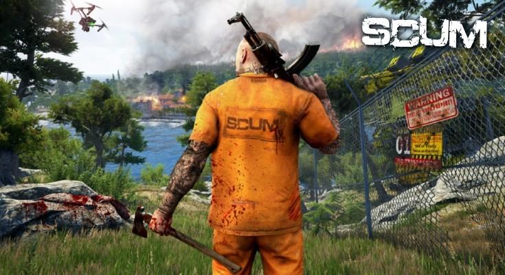 SCUM se tornou o maior lançamento da Devolver Digital