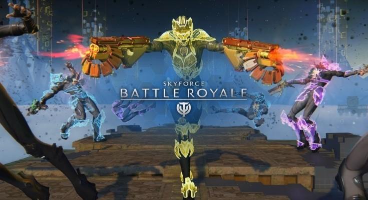 Skyforge Battle Royale