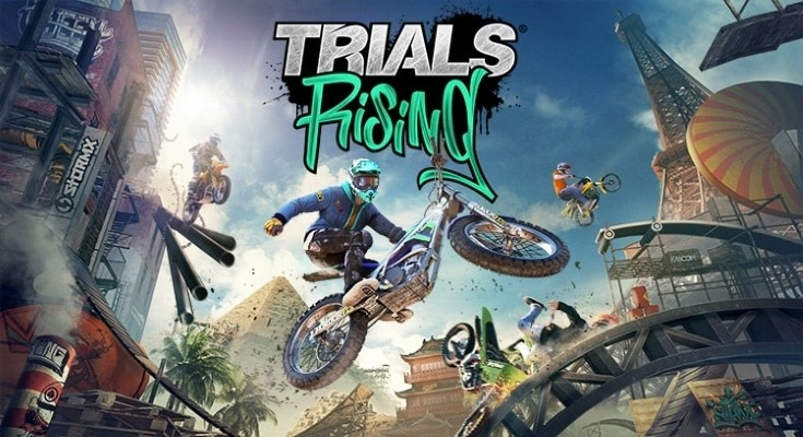 Trials Rising - Recebe novo trailer na Gamescom 2018