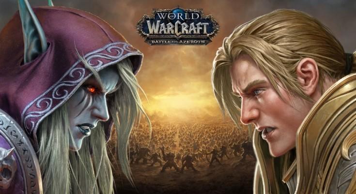 Battle for Azeroth - Expansão de World of Warcraft