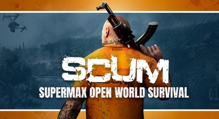 SCUM ultrapassou 700 mil jogadores em apenas uma semana!