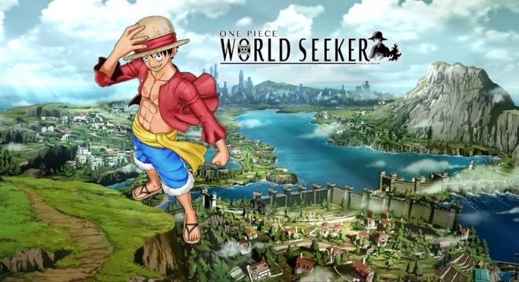 One Piece World Seeker é oficialmente adiado para 2019