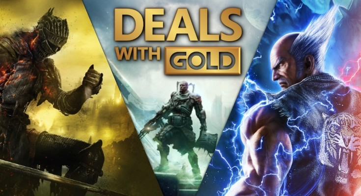 Deals with Gold - de 3 a 10 de Setembro de 2018