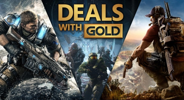 [Deals With Gold] De 17 a 24 de setembro de 2018!