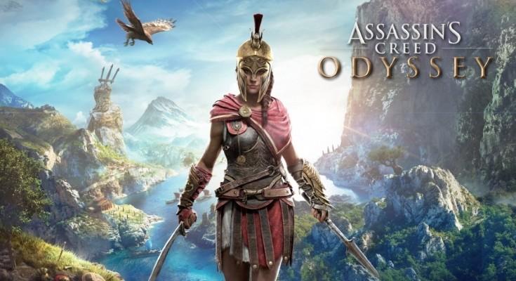 Assassin's Creed Odyssey recebe trailer de lançamento, esta incrível!