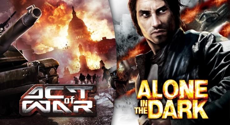THQ Nordic anuncia a compra das IPs Alone in the Dark e Act of War!