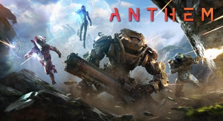 Anthem recebe um novo trailer