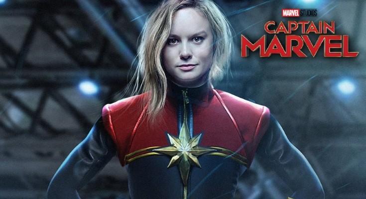 Capitã Marvel recebe o seu primeiro trailer, confira!