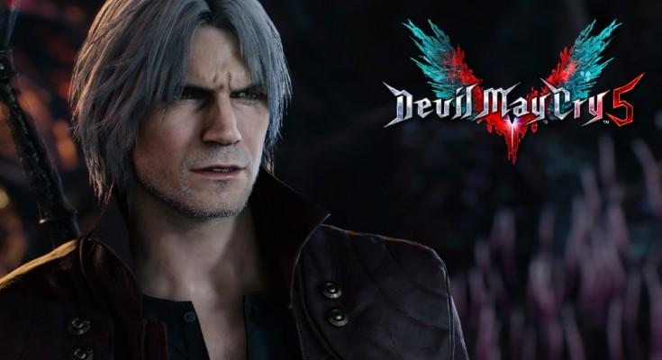 Devil May Cry 5 recebe novo trailer e muitas informações!