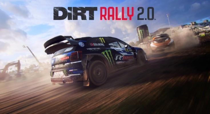 DiRT Rally 2.0 é anunciado pela Codemasters, confira o trailer!