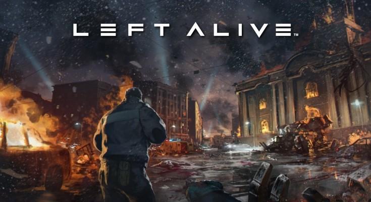Left Alive recebe trailer e data de lançamento, confira!