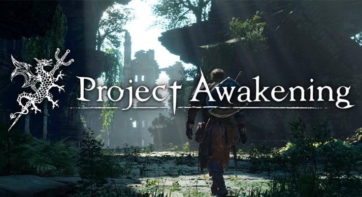 CyGames anuncia Project Awakening para Playstation 4!