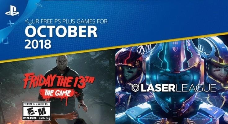 Confira os jogos do PlayStation Plus - Outubro de 2018