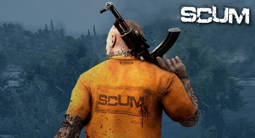 Análise: SCUM [Early Access] - Lenda Games!